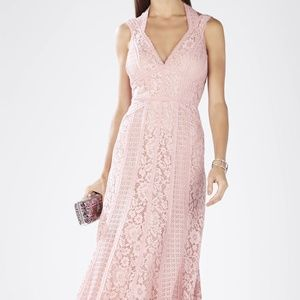 BCBG Sonya Lace Gown Size 2 #19